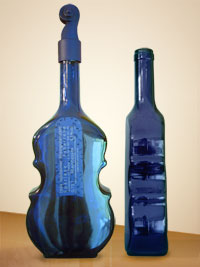 Sonderflasche Violino